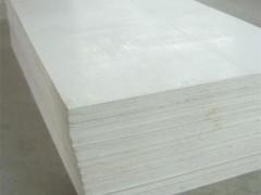 聚四氟乙烯板生产时有关原料的处理简析
